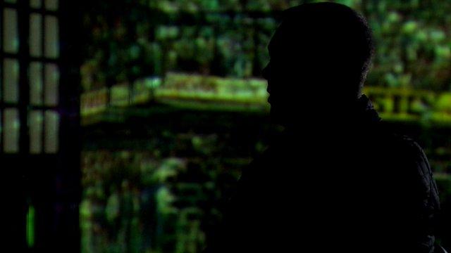 """John"" recalls what happened to him at the Hillsborough stadium in 1989"