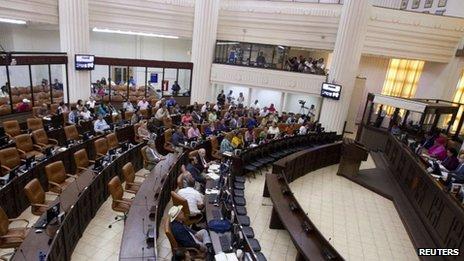 Nicaraguan National Assembly