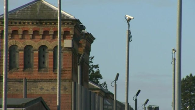 Broadmoor's Victorian buildings will be demolished to make way for the new hospital