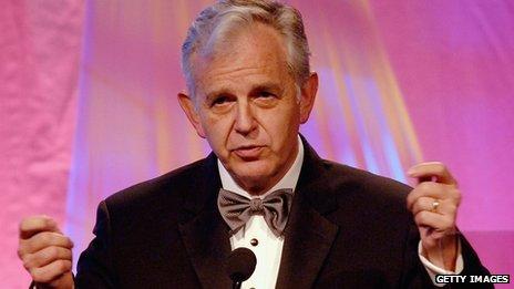 Bruce Broughton, pictured in 2006