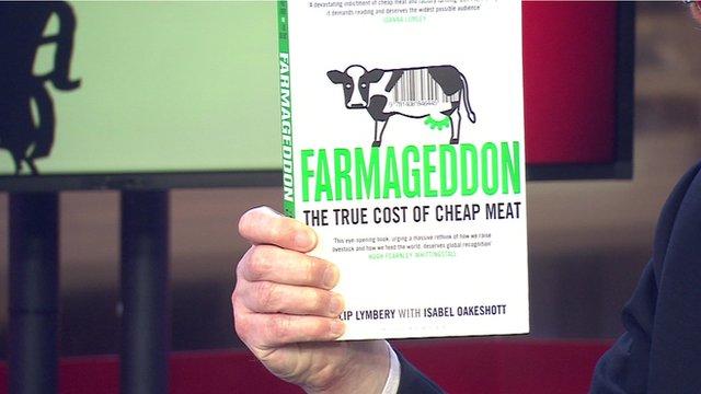 Cover of Farmageddon