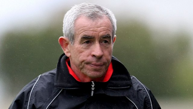 Peter McGrath was appointed to the Fermanagh football job in early November