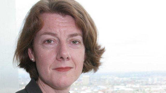 Baroness Sally Morgan