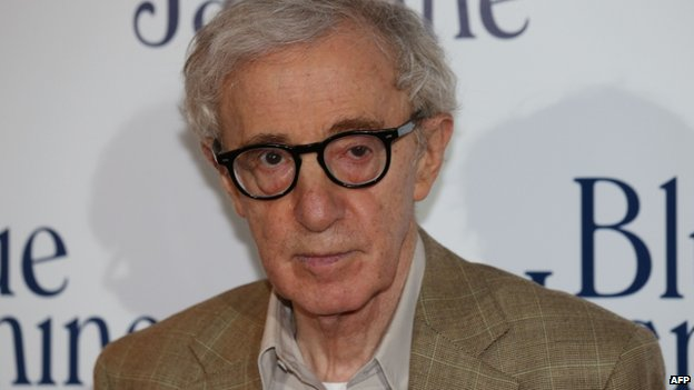 File photo of Woody Allen (27 August 2013)