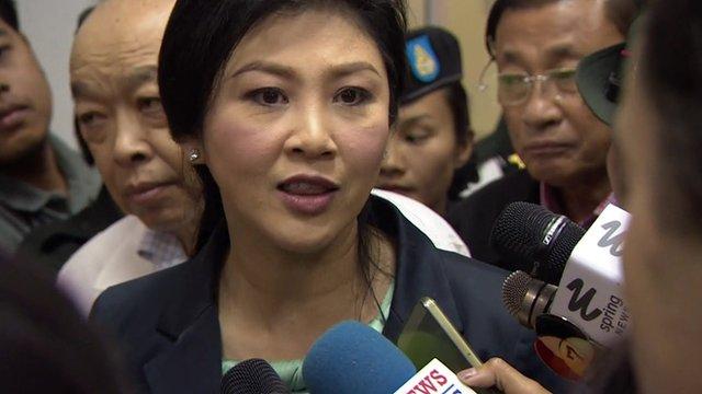 Prime Minister, Yingluck Shinawatra
