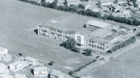 The former Cyntwell High School school