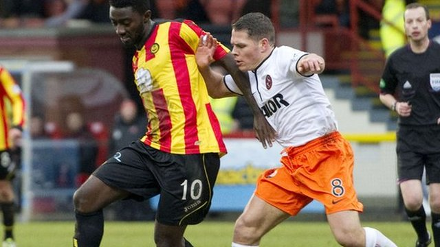 Highlights - Partick Thistle 1-1 Dundee Utd