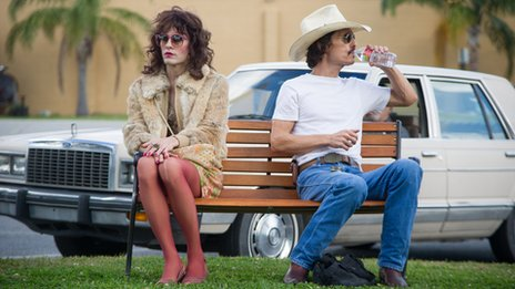 Matthew Mcconaughey On Dallas Buyers Club I Became Almost Hyper Bbc News