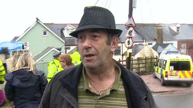 Robert Parker, Dawlish resident