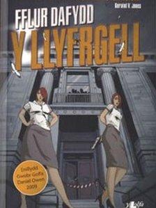 Clawr 'Y Llyfrgell'