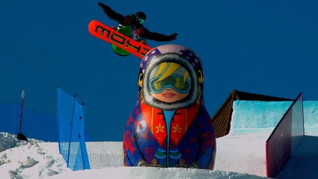 Thrills and spills in snowboard slopestyle qualification