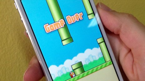 Flappy Bird screen shot