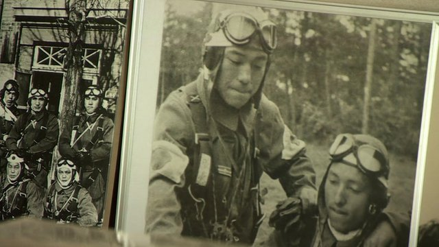 Pictures of young Japanese kamikaze pilots