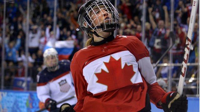Canada beat US