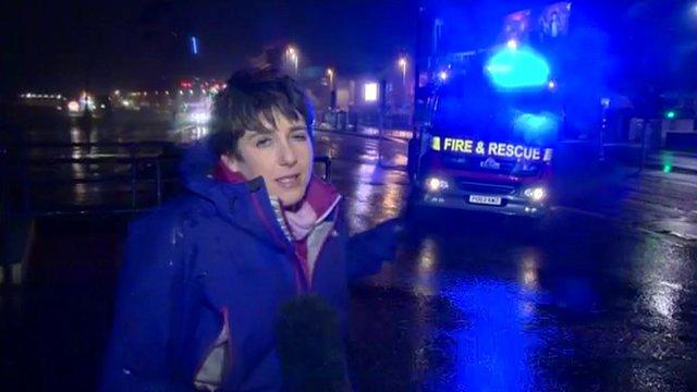 Judith Moritz in Blackpool