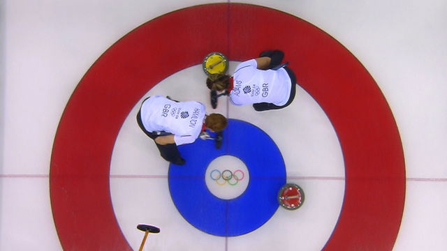 Tense finish as GB curlers beat China