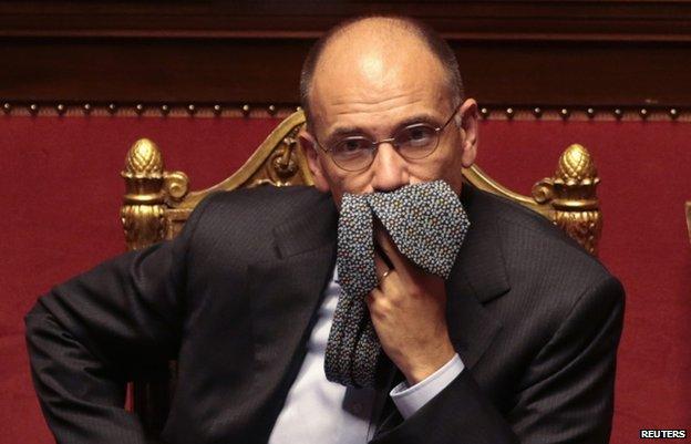 Enrico Letta (2 Oct 2013)