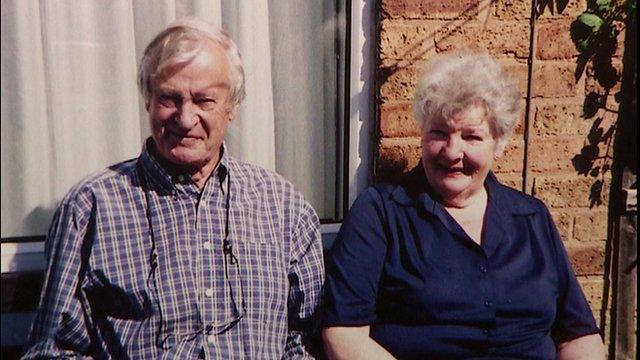 James and Helen Swinstead