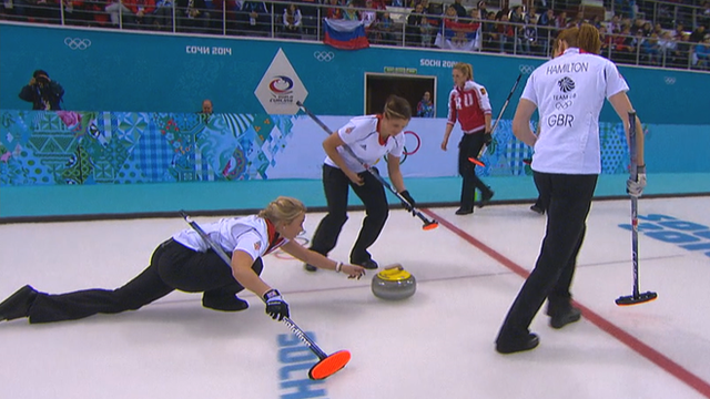 GB women close in on semis after win