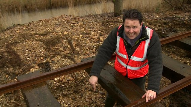 Jon Kay reports from the Seaton Tramway in Devon