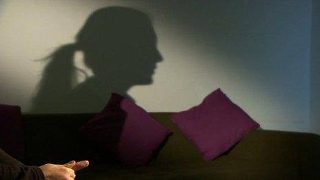 trafficking victim image