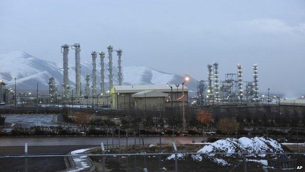 Arak heavy-water facility (15 January 2011)