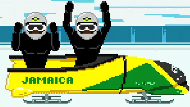 Jamaican bobsleigh team's official Sochi Olympic song