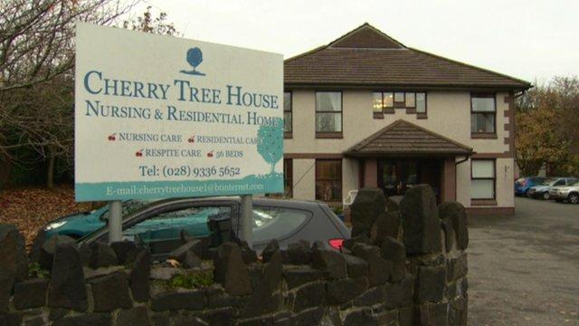 Cherry Tree house