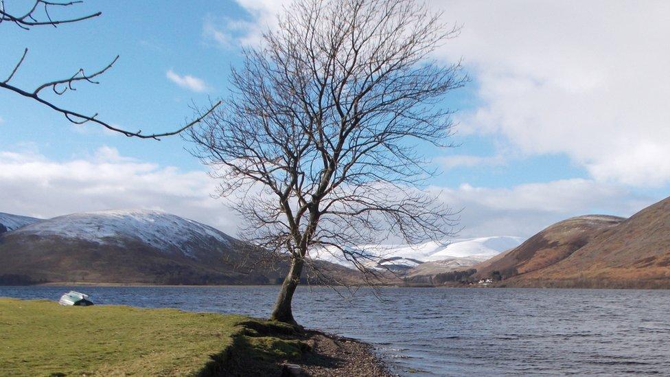 St Mary's Loch