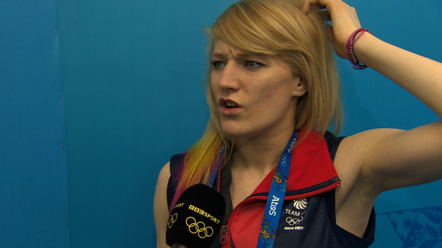"""Elise Christie """"confused and heartbroken"""""""