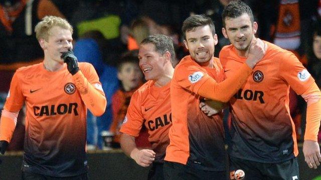 Highlights - Dundee Utd 3-1 Motherwell