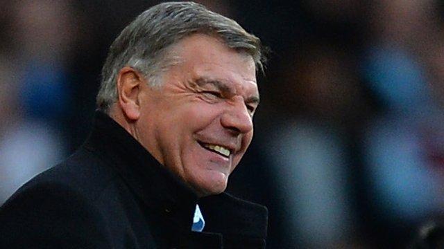 "West Ham manager Sam Allardyce's joy at ""best month of season"""