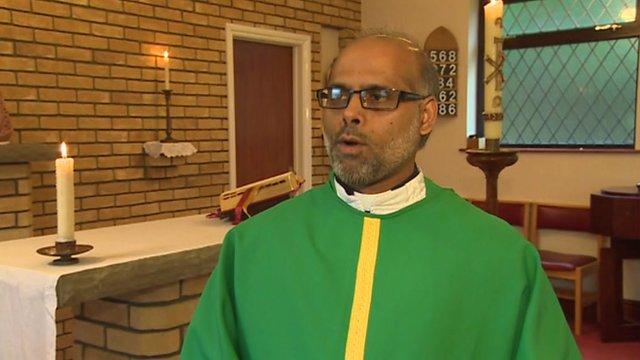 Father Pius Augustine