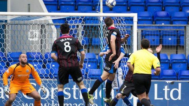 Highlights - St Johnstone 0-1 Inverness CT