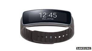 Samsung's Gear Fit