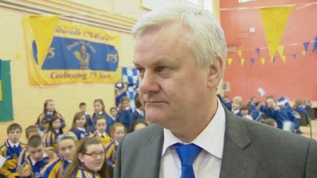 GAA president-elect Aogán Ó Fearghaíl