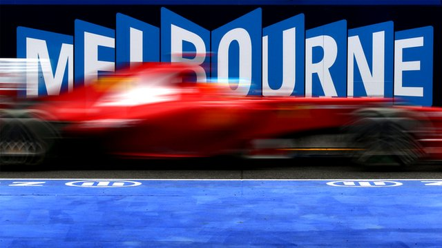 What makes the Formula 1 Australian Grand Prix awesome?