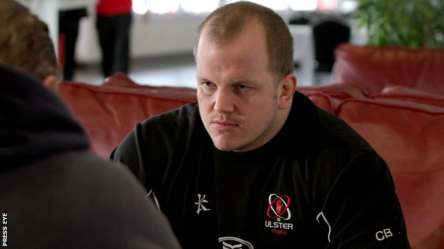 Callum Black targeting an Ulster win against the Dragons this weekend
