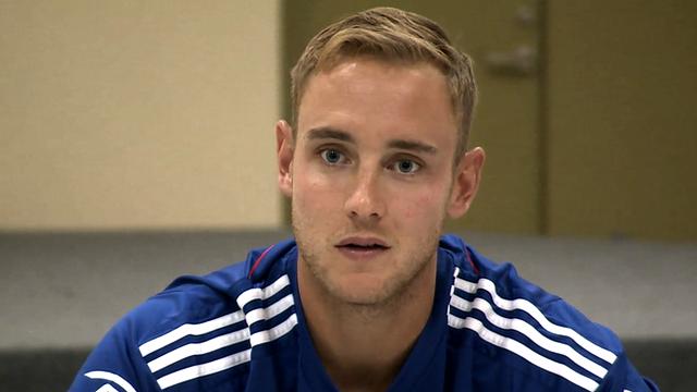 England ODI captain Stuart Broad praises coach Ashley Giles
