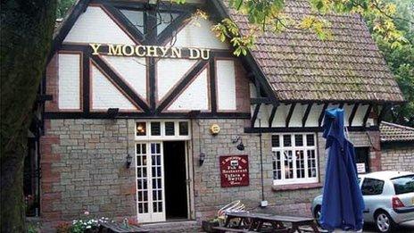 Mochyn Du