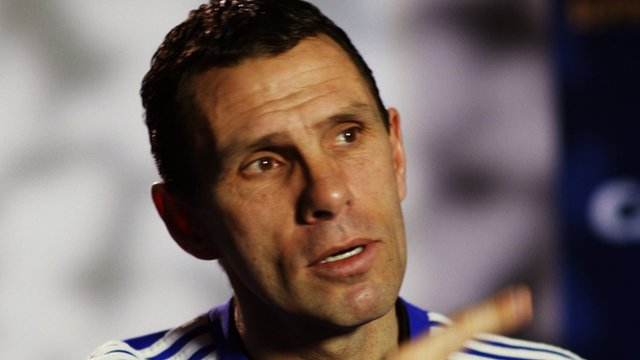 Gus Poyet wants to win the cup and keep Sunderland up