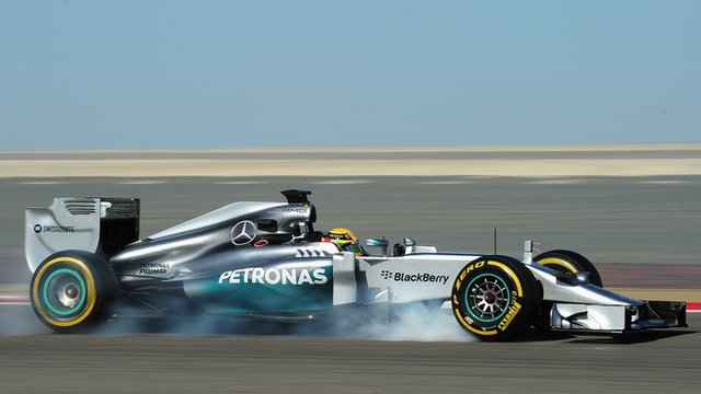 F1 testing final day round-up