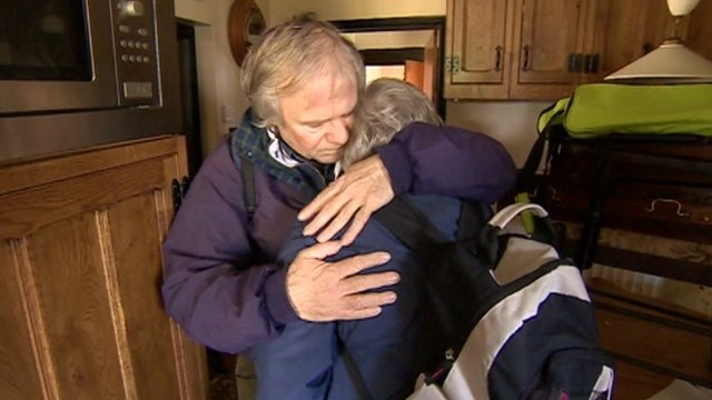 Moorland residents return home