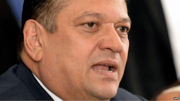 Johnny Araya, former Costa Rica presidential candidate