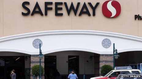 Safeway store in San Francisco