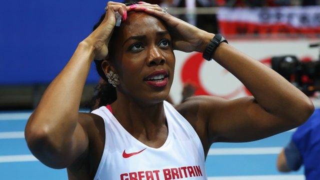 World Indoor Championships: Tiffany Porter wins bronze
