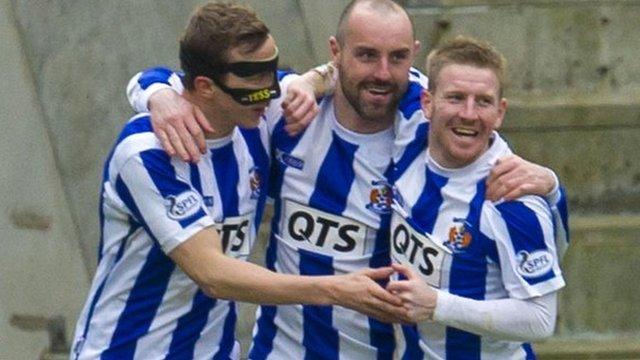 Highlights - Kilmarnock 4-2 Hearts