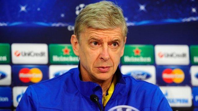 Arsenal manager Arsene Wenger believes Arsenal can beat Bayern Munich