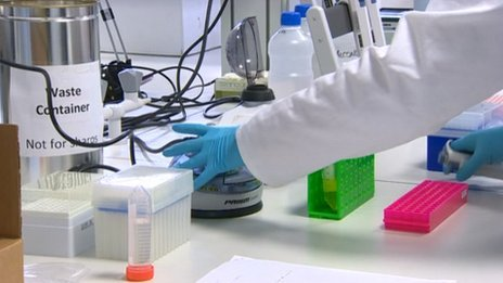 Research underway at Cardiff University's £30m Hadyn Ellis medical research centre