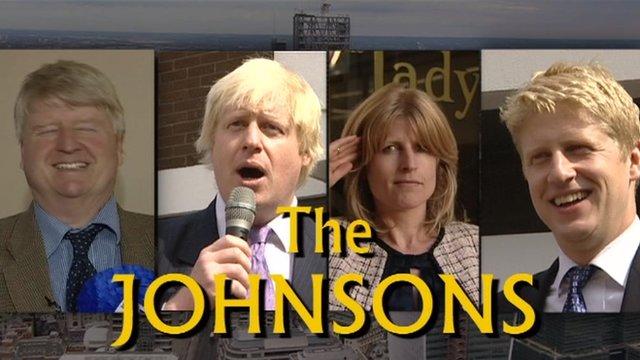 Johnson family,